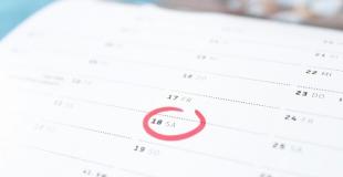Dates et délais à respecter pour changer d'assurance de crédit immobilier