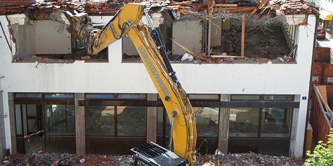 Destruction d'un bien immobilier : doit-on demander un permis de démolir ?