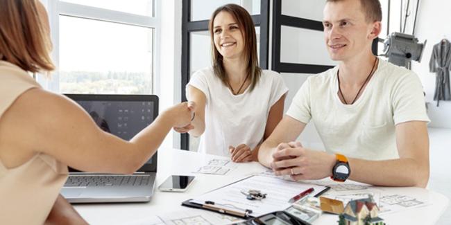 Comment acheter et financer un bien immobilier pour un couple non marié ?